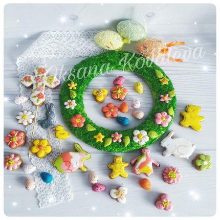 Ррождественские печеньки