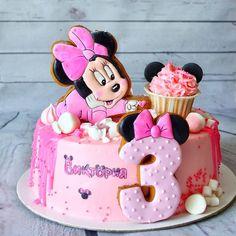 Мини маус торт