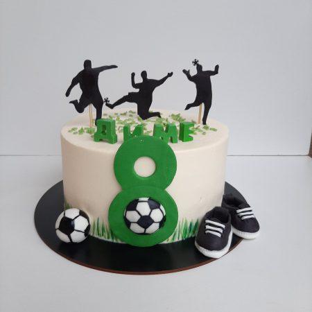 Торт 8 лет футболисту