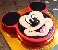 Торт микки маус фото
