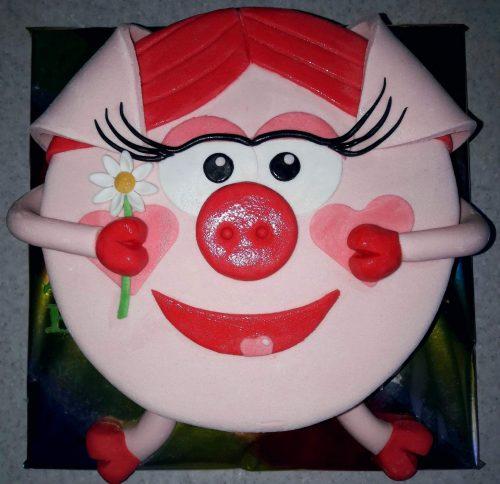Торт Нюша