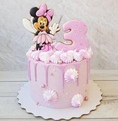 Торт в стиле микки маус