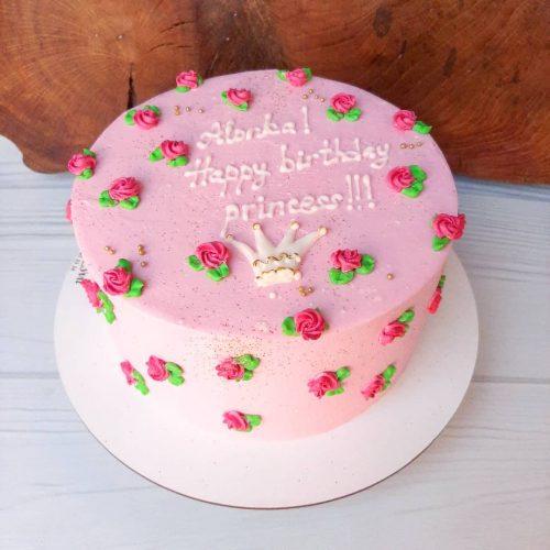 Торт для подростка девочке