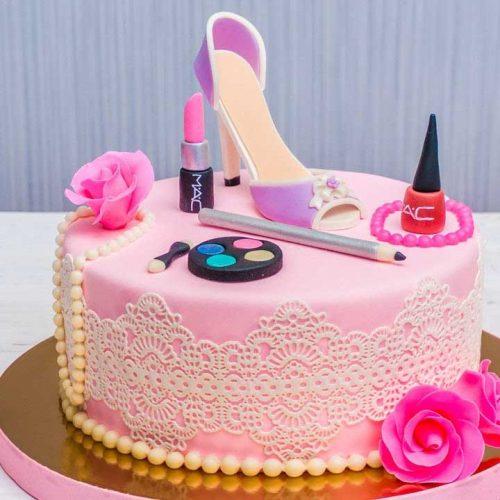 Торт для девочки на 16 лет