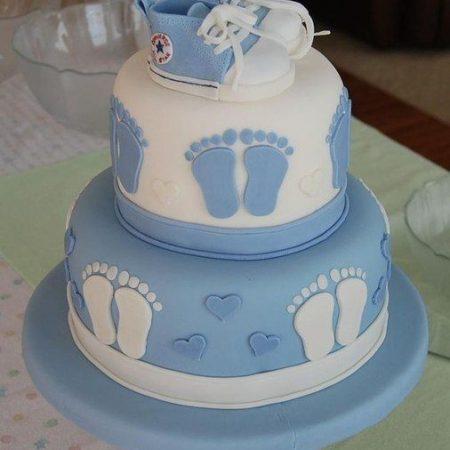 Торт с кедами