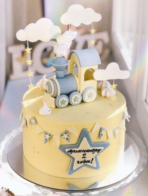 World Of Sweets Торт для мальчика