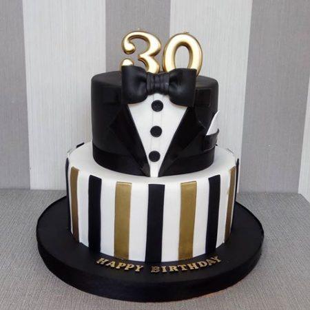Торт мужчине 30