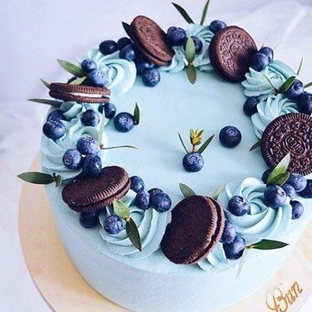 Торт с орео