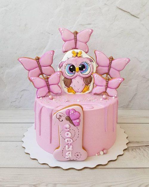 Торт тетушка Сова