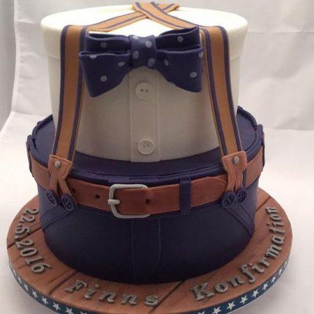 Торт джентльмен