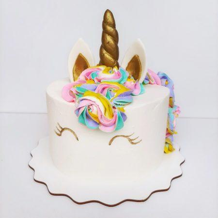 Единорог торт