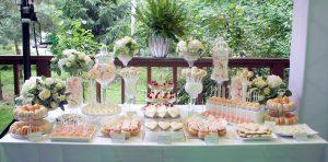 Кенди бар для свадьбы