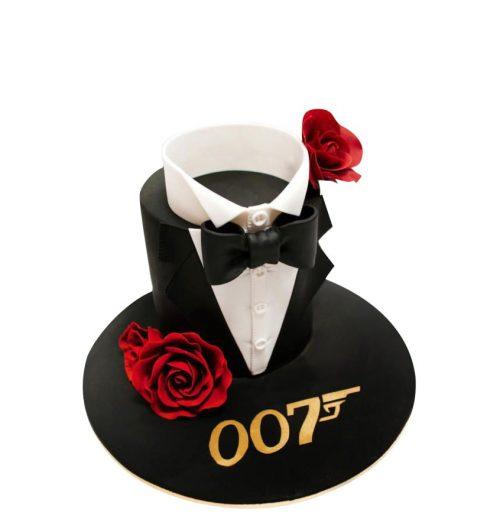Торт James Bond