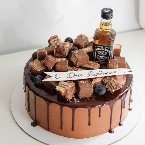 Торт Джек Дэниелс