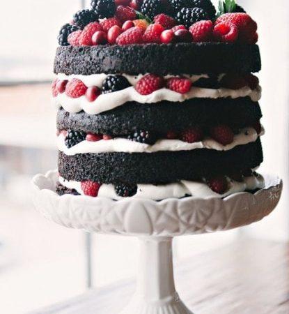Торт ягодный бум