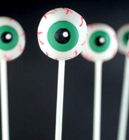 Кейк попсы глаз