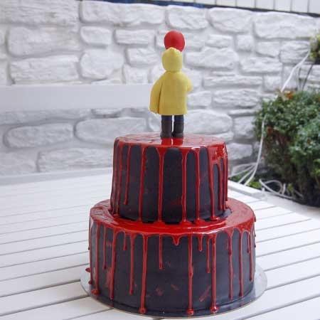 Торт оно-2
