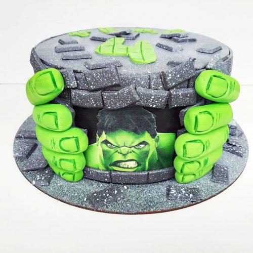Халк торт