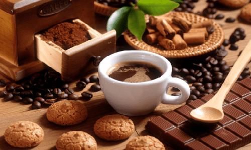 С чем пьют кофе.