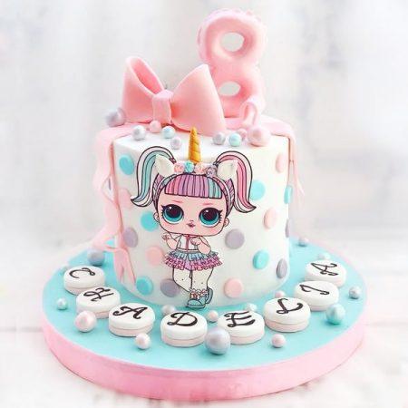 Торт LOL