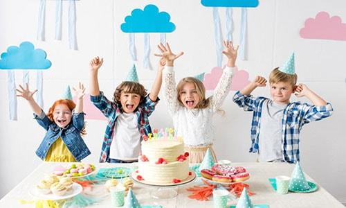 Спланируй день рождения ребёнка!