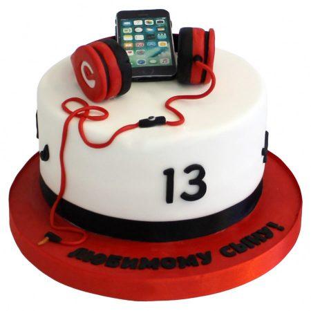 Торт для подростка