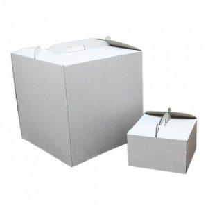 Коробка для торта, что делать с тортом