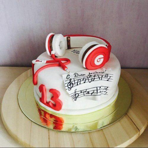 Торт для подростка 13 лет