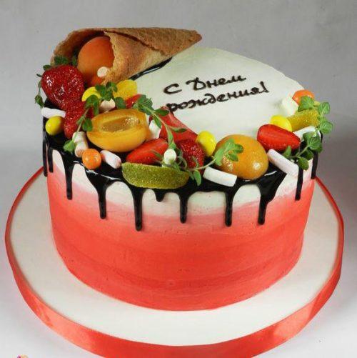Торт для подростка 16 лет