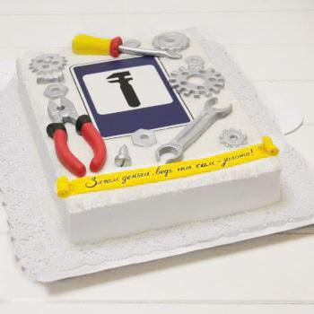 Торт автослесаре ремонт