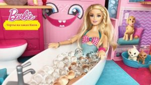 Торт Барби на заказ Киев