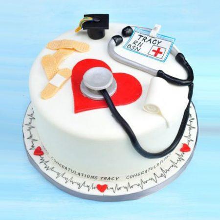 Торт для врача педиатра