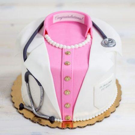 Торт для гинеколога