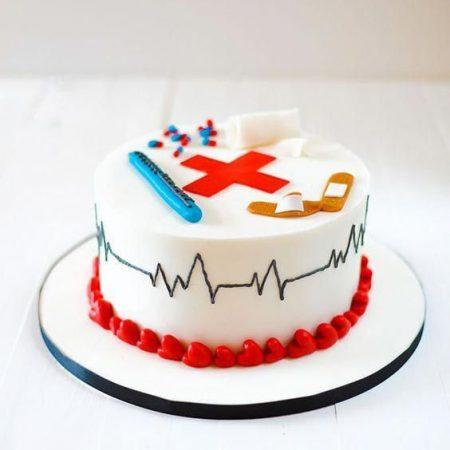 Торт для педиатра
