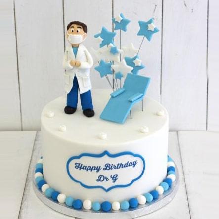 Торт для врача гинеколога