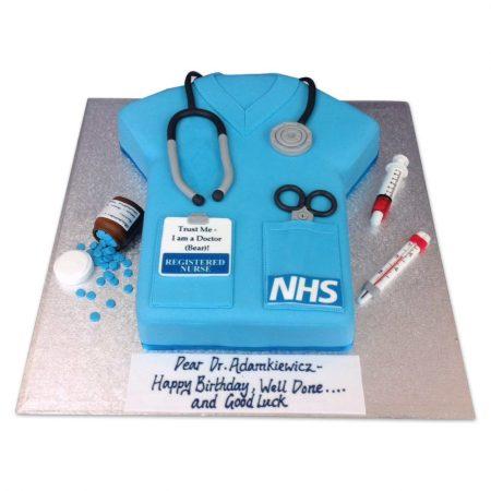 Торт для врача уролога