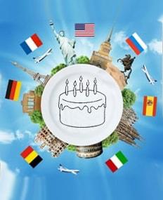 Вкуснейшие мировые торты в Киеве