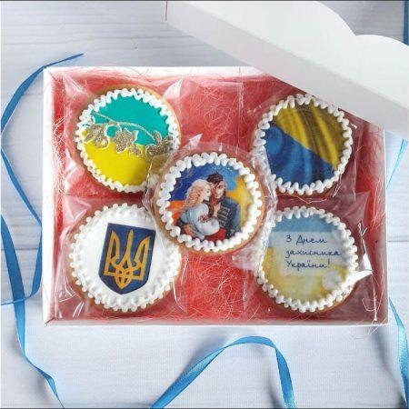 Пряники на день казачества в Украине