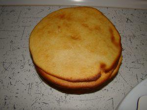 Рецепт торт молочная девочка
