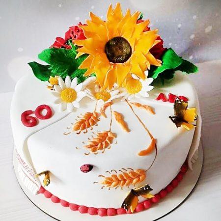 Торт украинский