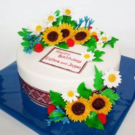 Украинский торт