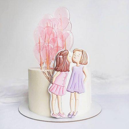 Торт сестре на день рождения