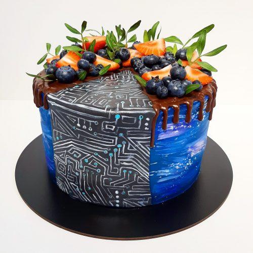 Торт микросхема