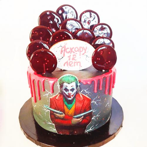 Торт Джокер без мастики