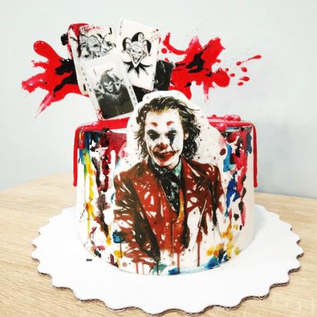 Торт с Артуром Флек