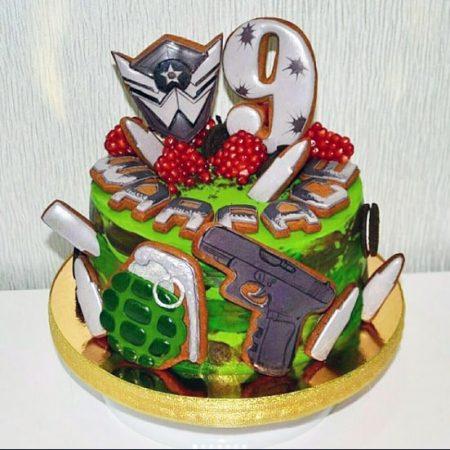 Торт варфейс