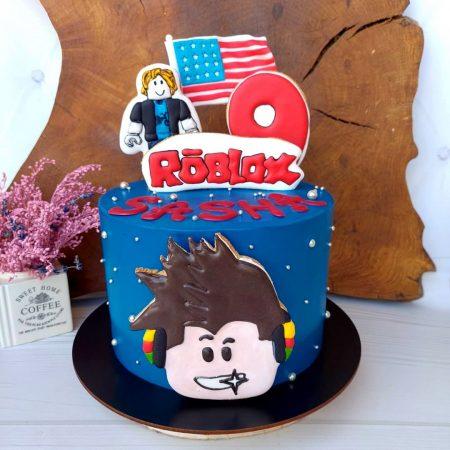 Торт роблокс