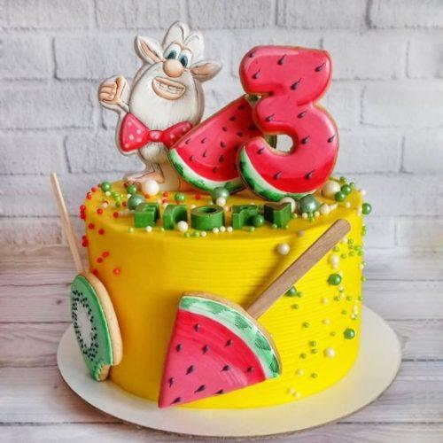 Торт буба