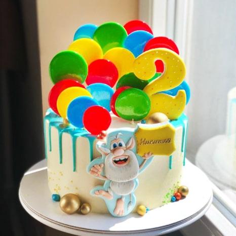 Торт буба Киев